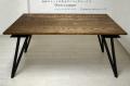 ダイニングテーブル シャットアペーパーVタモ 1575
