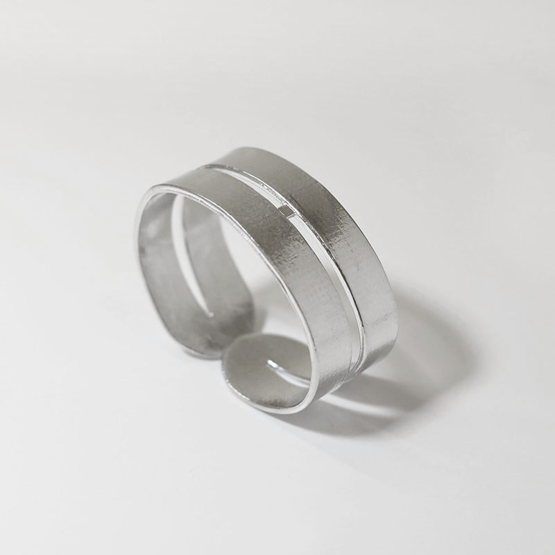 Tin accessory series / Bangle