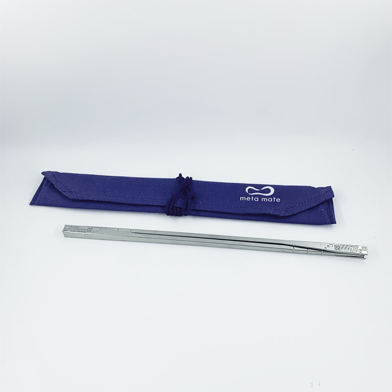 Precision metal chopstick