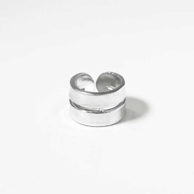 Tin accessory series / Earcuff
