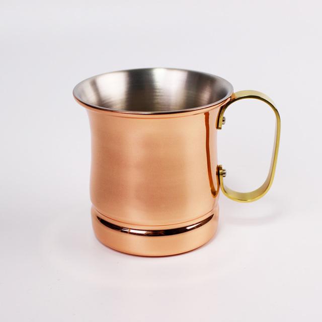 新光堂 純銅製ビアマグ 10oz(285ml)