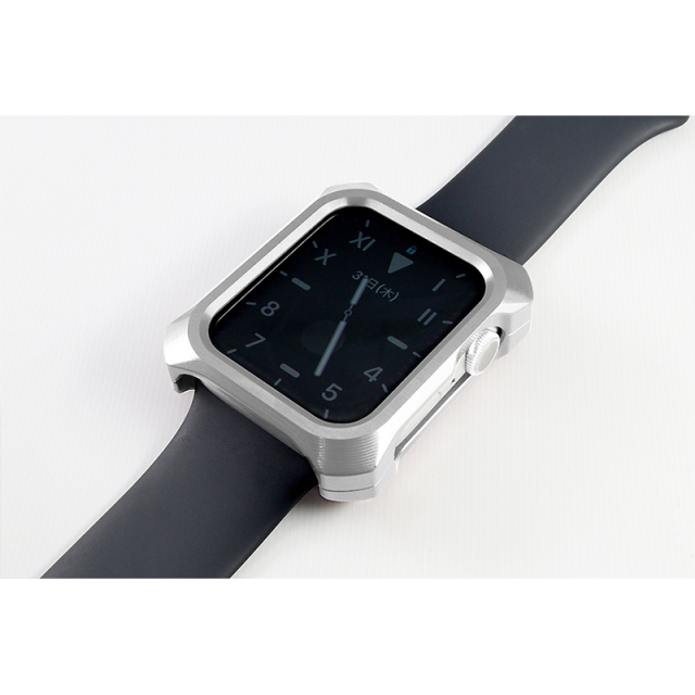Solid bumper for Apple Watch