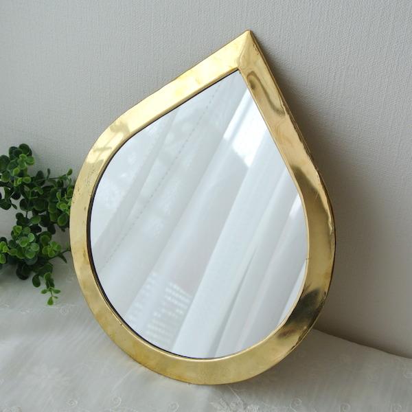 鏡ティアドロップ