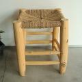オレンジの木椅子L