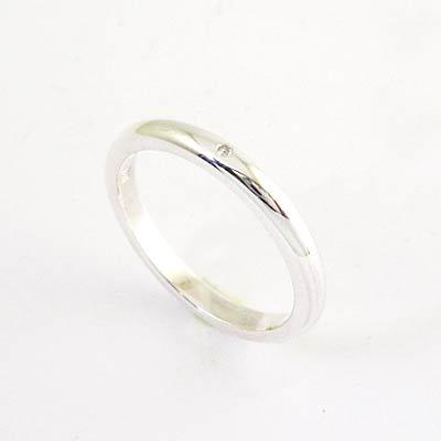 シンプルダイヤモンドリング[MGCPAR1-055]