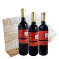 【木箱入り】シャトー・ラ・ジョンカード赤ラベル3本セット 1995/1996/1998年【フランス・ボルドーAOC/赤ワイン/フルボディ】