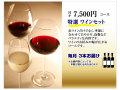 【頒布会】月7,500円 特選 ワインコース