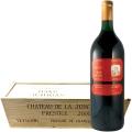【木箱入り】シャトー・ラ・ジョンカード赤ラベル2000年 マグナム 1500ml【フランス・ボルドーAOC/赤ワイン/フルボディ】