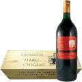 【木箱入り】シャトー・ラ・ジョンカード赤ラベル1982年 マグナム 1500ml【フランス・ボルドーAOC/赤ワイン/フルボディ】