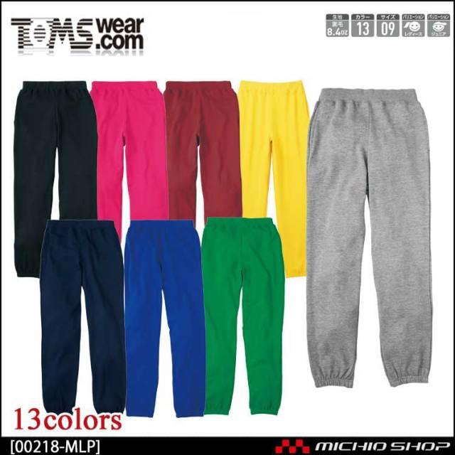 TOMS トムス ライトスウェットパンツ 00218-mlp