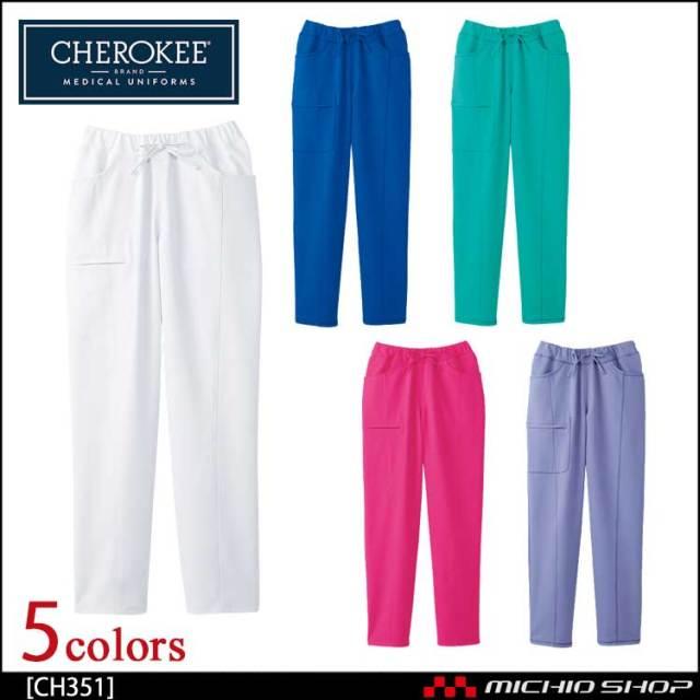 医療 介護 看護 制服 FOLK フォーク CHEROKEE チェロキー パンツ CH351