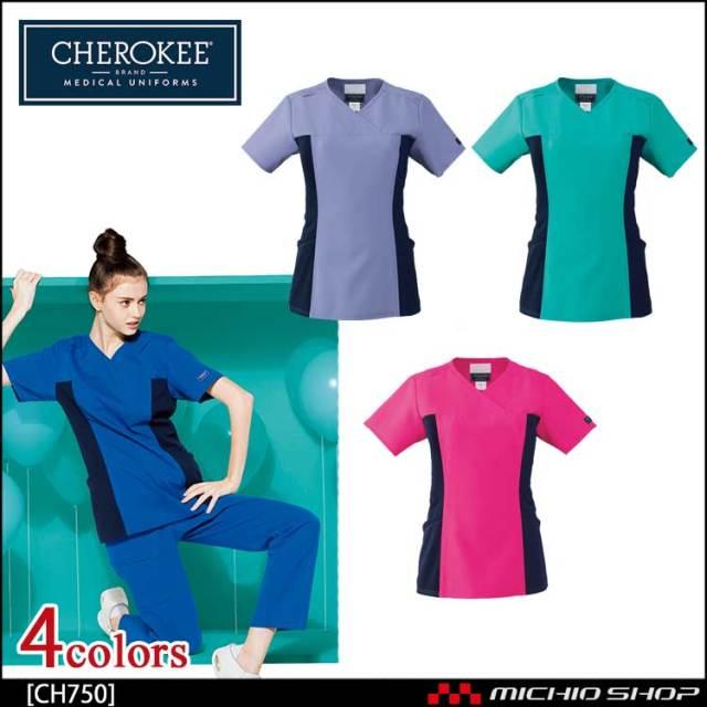 医療 介護 看護 制服 FOLK フォーク CHEROKEE チェロキー スクラブ CH750