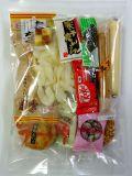 【女性に人気】旅行に便利なおつまみ・菓子袋詰め(おつまみ詰め合わせ・菓子パック)