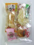 【激安・お手軽】旅行・イベントに便利なおつまみ・菓子袋詰め(詰め合わせ・パック)324円