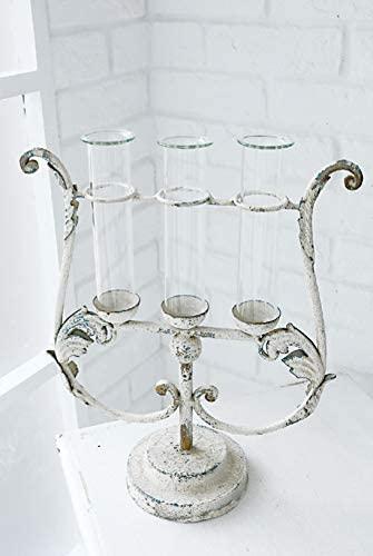 ブラン・ハープチューブスベース 花瓶 フラワーベース インテリア小物 置物