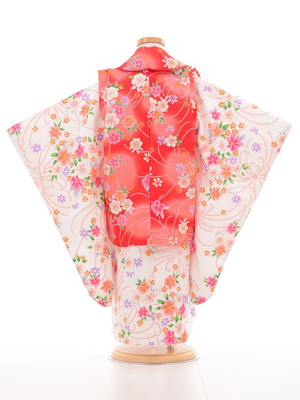 赤×白小花