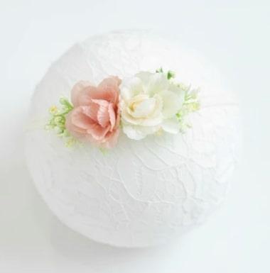 花かんむりBLUSH & IVORY