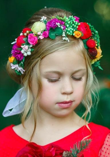 花かんむりELIANA