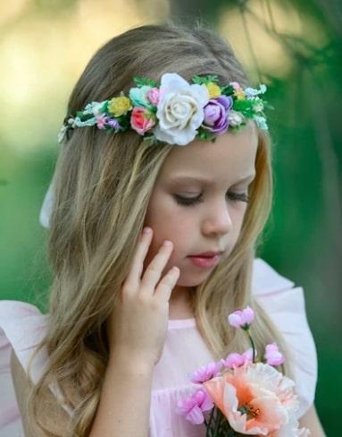 花かんむりKINSLEY