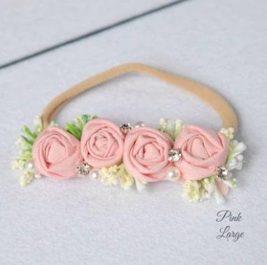 花かんむりPINK-LARGE