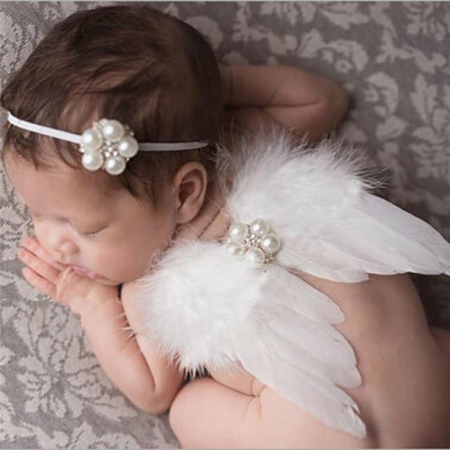 天使の羽根&ヘアバンドセット