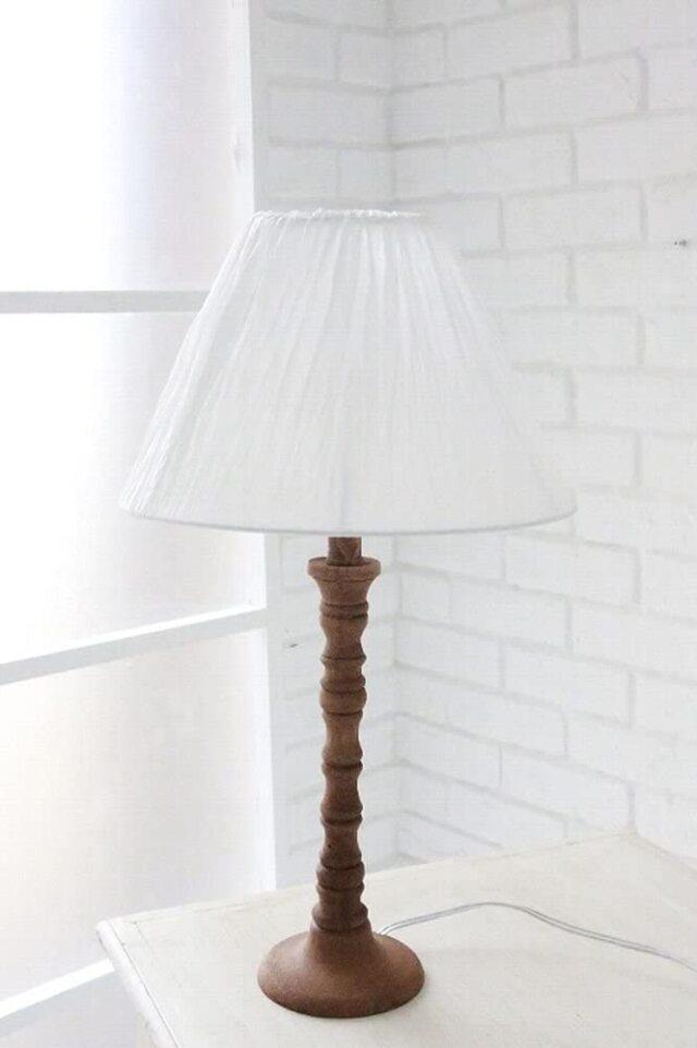 フラフィー・シェードランプ  スタンドライト 卓上ランプ インテリア