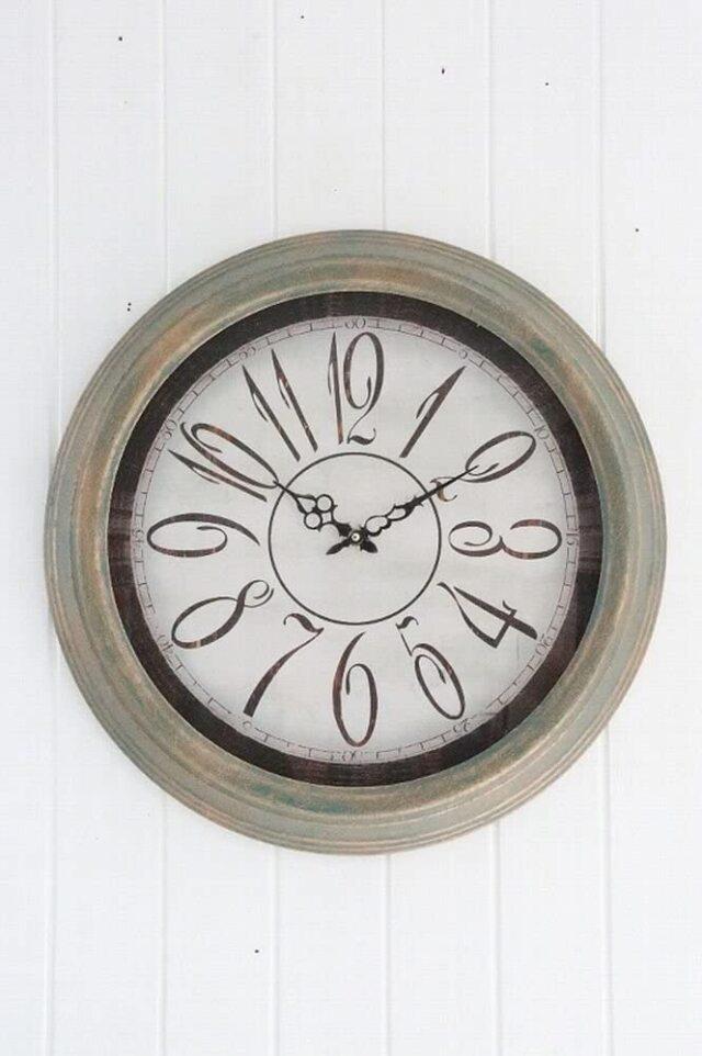 レガリア・ラージクロック  アンティーク 壁掛け時計 インテリア