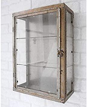 バリヤード・シ ョーケース  アンティーク調 ガラスケース 飾り棚