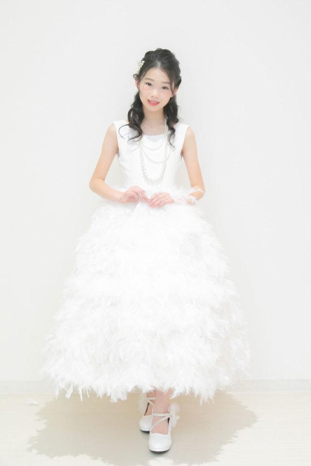 レンタルドレス core white