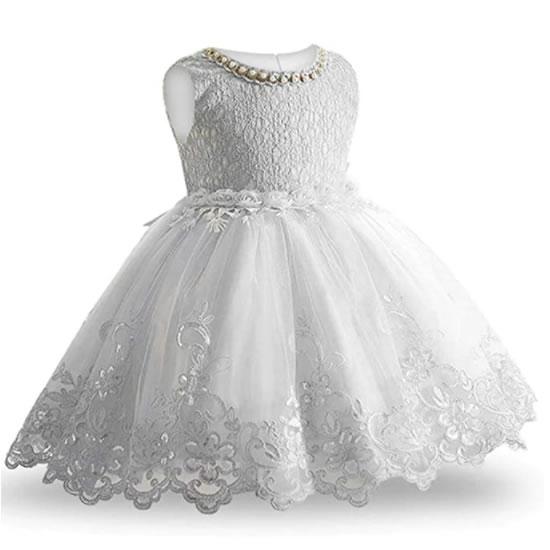 キッズドレス ホワイト