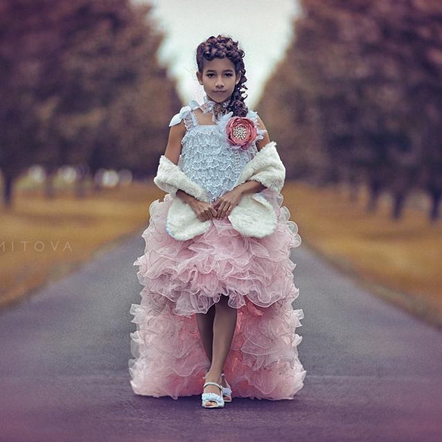 フォーエバー・パリ プリンセスドレス「Forever Paris Girls Princess Dress Set」5歳から14歳