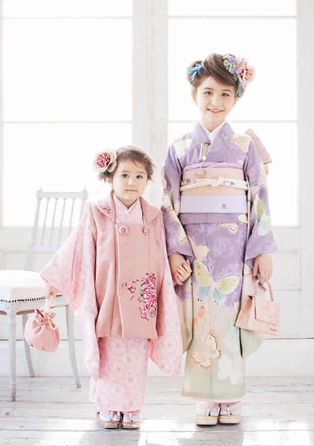JILL STUART着物k&micia luxuryドレス 七五三撮影会