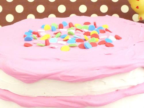 インテリア小物フェイクデコレーションケーキ
