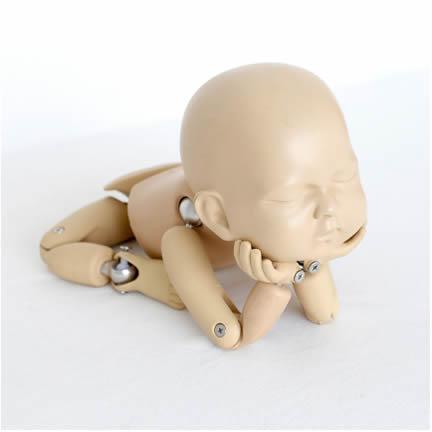 ニューボーンフォトトレーニング人形