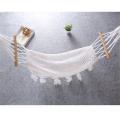 かぎ針編みのハンモック♪フォトジェニックなホワイト Newborn-6Months Baby