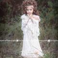 ヴィンテージレースドレス「Girls Vintage Lace dress」4歳から10歳