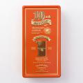 トラベラーズノート ミニ 10周年缶セット 茶(15196006)