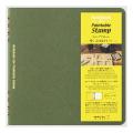 ノート スタンプ 緑(15266006)