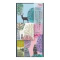 封筒 ガサガサ 森の動物柄(20565006)