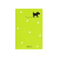 【2022年版】ポケットダイアリー<ミニ> 黒いイヌ柄(22088006)★手帳・ダイアリー今なら送料無料★