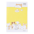 【2022年版】ポケットダイアリー<B6> イヌ柄(22110006)★手帳・ダイアリー今なら送料無料★