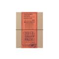 トラベラーズノート パスポートサイズ 2017 月間 茶(26533006)