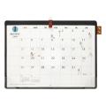 【2020年版】デスクカレンダー<A4> オジサン柄(30022006)