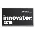 【2018年版】イノベーター カレンダー壁掛<L> 黒(30110006)
