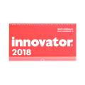 【2018年版】イノベーター カレンダー壁掛<M>(30111006)
