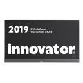 【2019年版】イノベーター カレンダー壁掛<L> 黒(30594006)