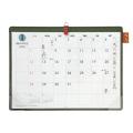 【2018年版】デスクカレンダー<A4> オジサン柄(30875006)