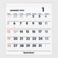 【2020年版】イノベーター カレンダー壁掛<M>(30917006)★カレンダー送料無料1/7まで★