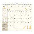 【2022年版】壁掛カレンダー<L> ネコ柄(31212006)★カレンダー送料無料2022/1/31まで★