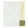 カラー色紙包み<S> 白 (33044006)